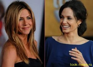 Дженнифер Энистон отказалась лететь в одном самолете с Анджелиной Джоли