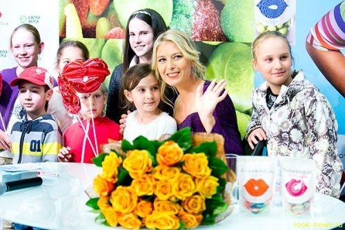 Мария Шарапова запустила линию аксессуаров