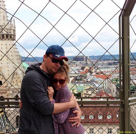 Кристина Асмус и Гарик Харламов посетили Италию