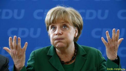 Голый наркоман уснул в кровати Ангелы Меркель