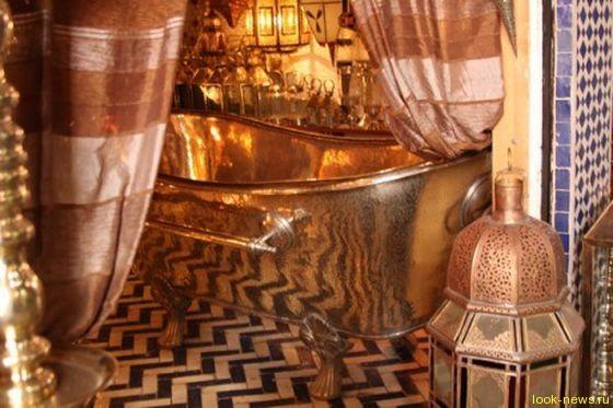 Миллиардер Майкл Блумберг купил ванную за $13 тысяч