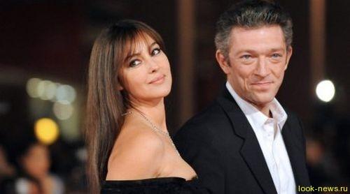 Актриса Моника Беллуччи разводится с Венсаном Касселем