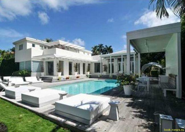 Шакира выставила на продажу особняк на берегу океана за 15 миллионов долларов