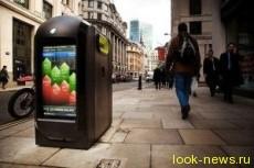 Страсти вокруг инновационных мусорных корзин