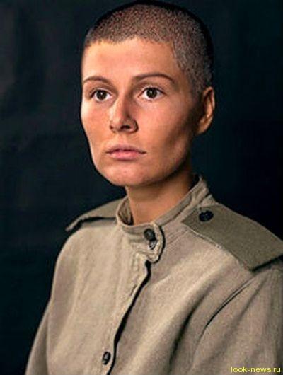 Мария Кожевникова ради роли обрила голову