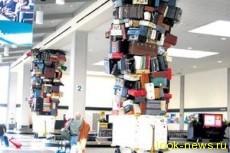 Римский аэропорт распродаёт забытый багаж