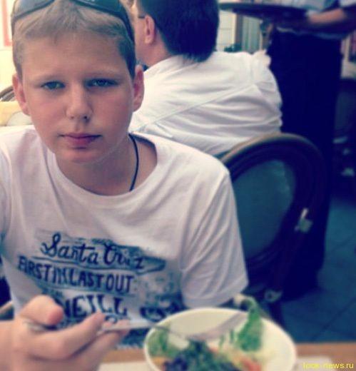 Максим Виторган в день рождения сына довёл ребёнка до слёз