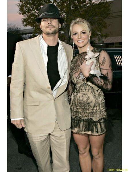 Кевин Федерлайн и Бритни Спирс образца 2006 года