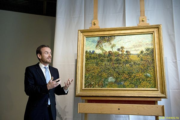 В Голландии обнаружена новая картина Ван Гога