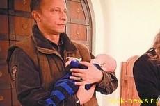 Охлобыстин снова стал отцом