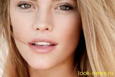 Датская красотка Нина Агдал.