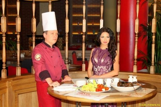 Евгения Феофилактова будет вести кулинарное шоу