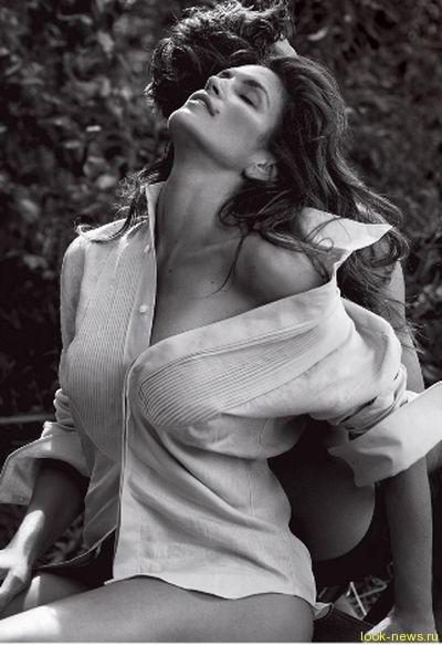 Синди Кроуфорд в новой фотосессии для C Magazine