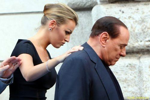 Сильвио Берлускони женился в третий раз