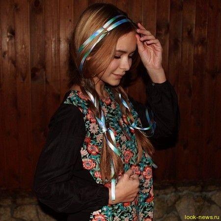 Дочь Дмитрия Маликова удивила русским нарядом