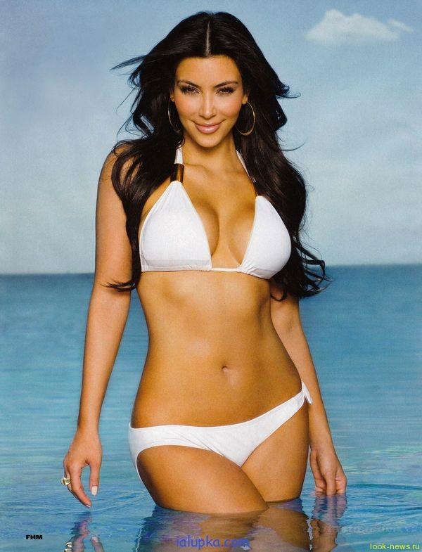 Ким Кардашьян стала плохо выглядеть из-за диеты?