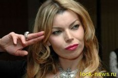 Лада Дэнс стала почётным факелоносцем