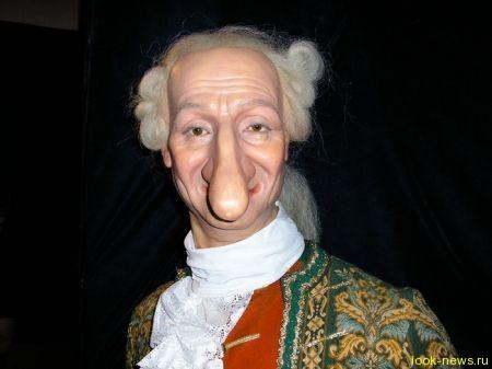 Почему у мужчин носы больше
