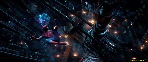 """""""Новый человек-паук 2"""": первый трейлер с Эндрю Гарфилдом и Эммой Стоун"""