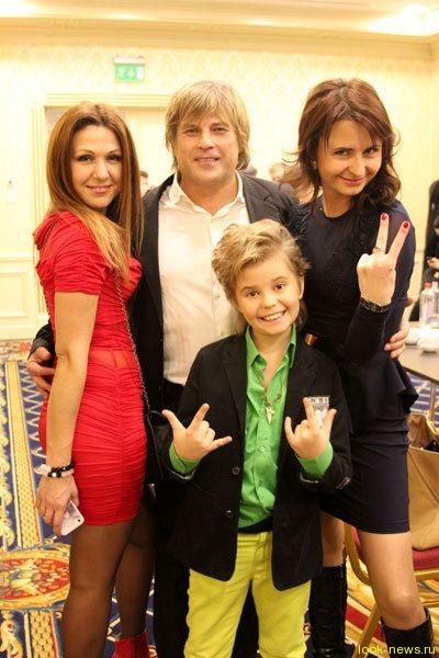 Алексей Глызин снова счастлив с женой