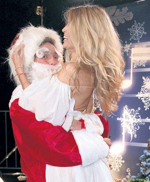 Веру Брежневу едва не изнасиловал мужик, переодетый в Деда Мороза!