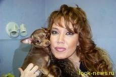 Певицу Азизу пытались соблазнить щенком