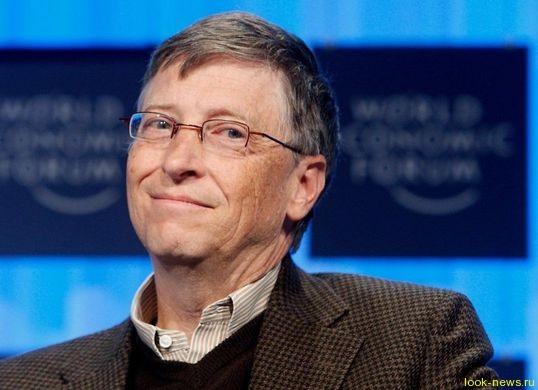"""Билл Гейтс снялся в """"вирусном"""" ролике в костюме цыпленка"""