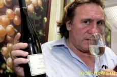 Жерар Депардье устроил скандал в Италии