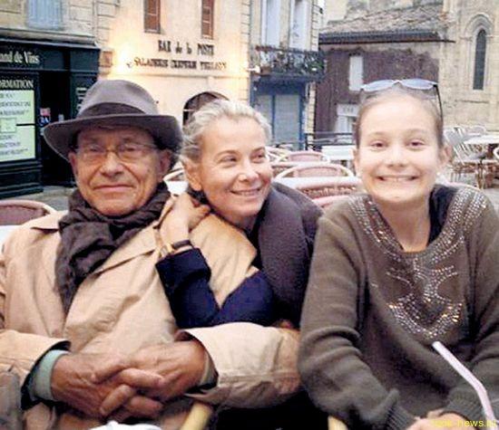 Юлия Высоцкая и Андрей Кончаловский вернулись к работе