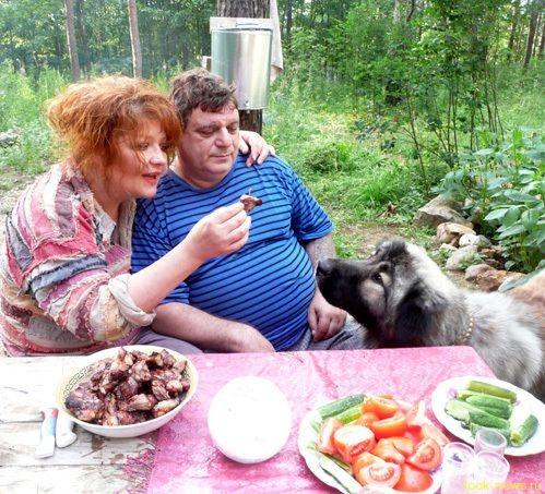 Анастасию и Михаила Муромова от гибели в огне спасла собака