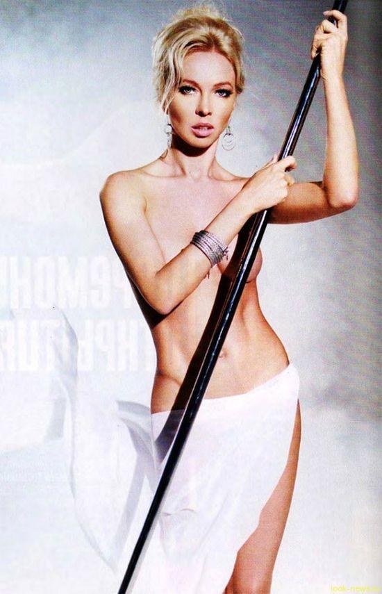 Татьяна Тотьмянина снялась обнажённой для журнала Playboy