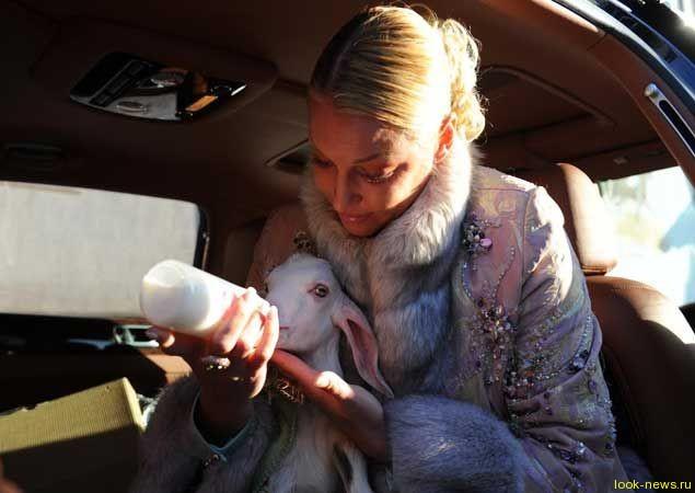 Анастасия Волочкова: «Это самый лучший из козлов, с кем я когда-либо жила!»