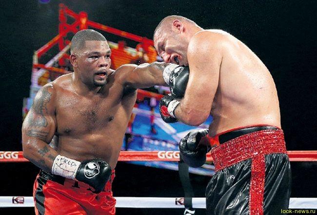 За два месяца боксёр похудел на 50 кг