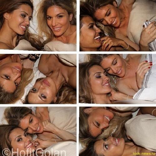 Виктория Боня опубликовала снимки в постели с женщиной