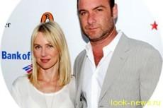 Лив Шрайбер и Наоми Уоттс поженятся