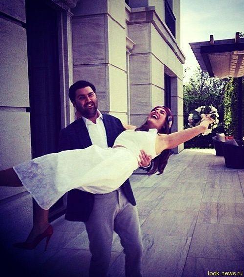 Вика Крутая вышла замуж в Америке