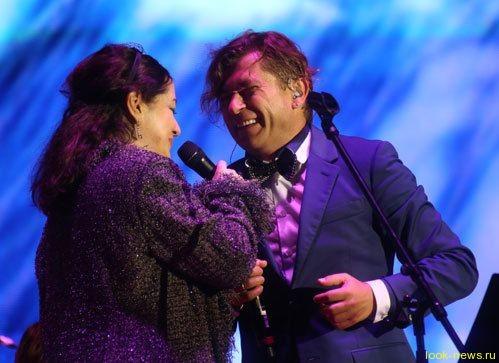 Лева БИ-2 признался в любви Тамаре Гвердцители