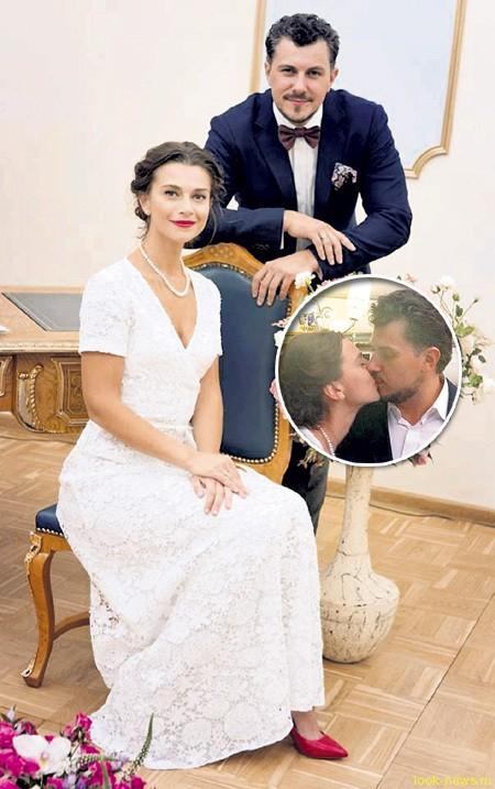 Бывший муж Насти Стоцкой женился во второй раз