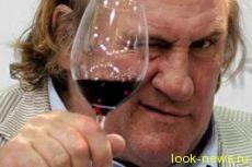 Жерар Депардье выпивает до 15 бутылок алкоголя в день