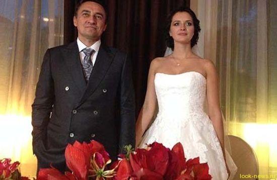 Звезда «Квартета И» женился на молодой подруге