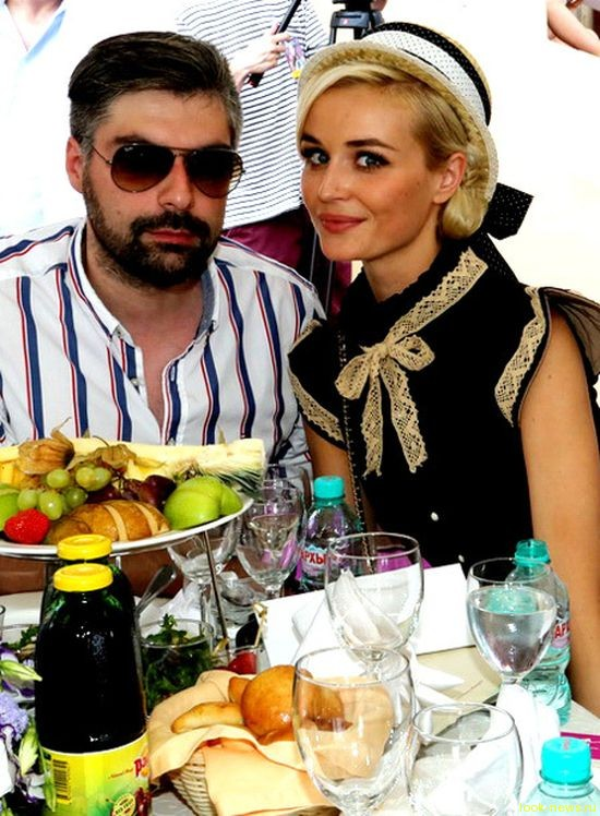 Полина Гагарина вышла замуж за фотографа