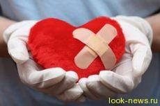 От разбитого сердца умирают