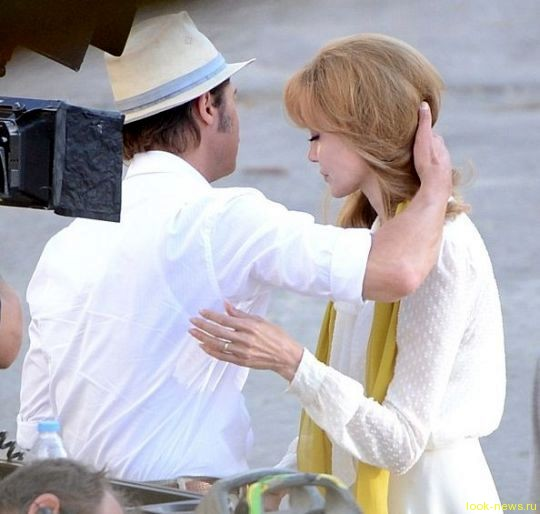 Анджелина Джоли стала блондинкой