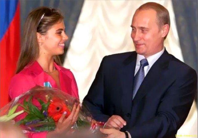 Алина Кабаева родила двоих детей в США