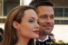 Из-за ссоры с Питтом Джоли начала курить