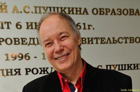Владимир Конкин в 63 года женится во второй раз