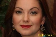 Ольга Будина не может забыть обиды бывшего мужа