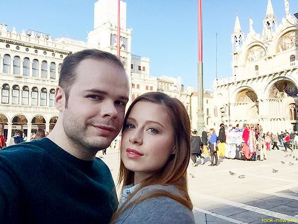 Счастливый медовый месяц Юлии Савичевой