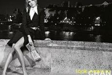 Карл Лагерфельд вновь снял Жизель Бундхен в рекламе Chanel