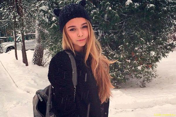 Дочь Маликова покорила американский Vogue